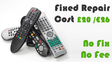 Fixed remote repair costs