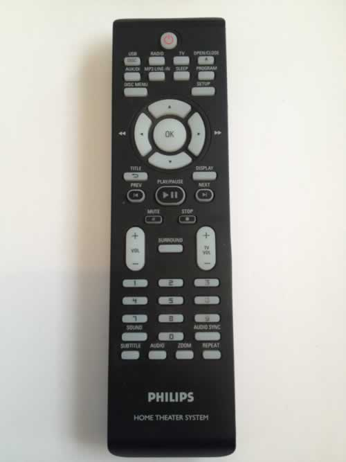 Philips DVD Home Theatre HTS3357