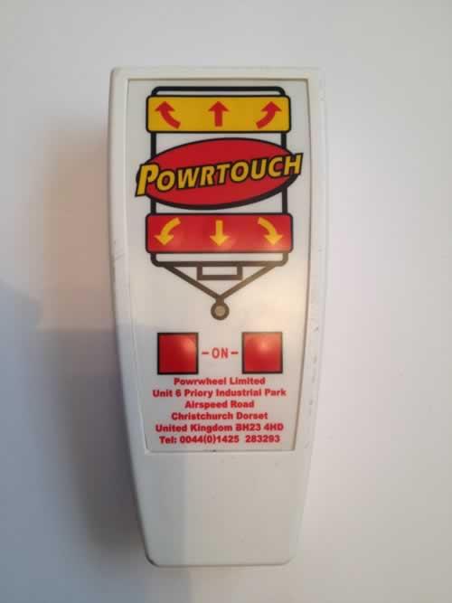 Powrtouch / Powrwheel Limited