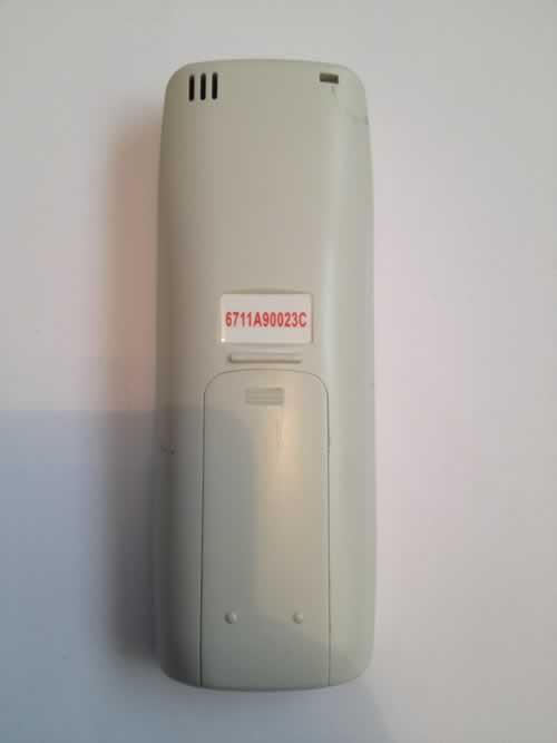 LG AC Remote 6711A90023C Remote Control Repair