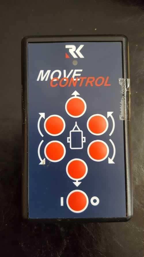 RK Move Control