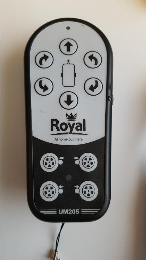 Royal Titan Um205