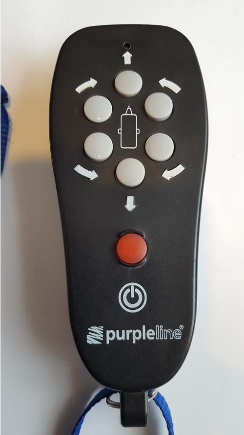Purple line Enduro EM103