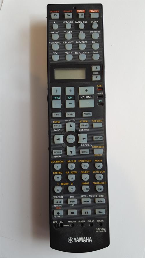 Yamaha RAV363
