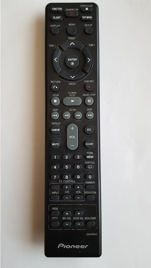 Pioneer AXD7600