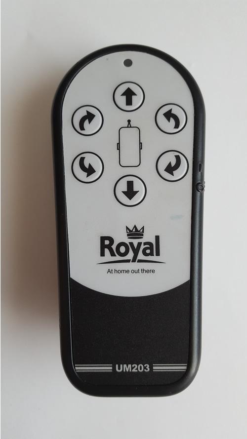 Royal Titan Um203