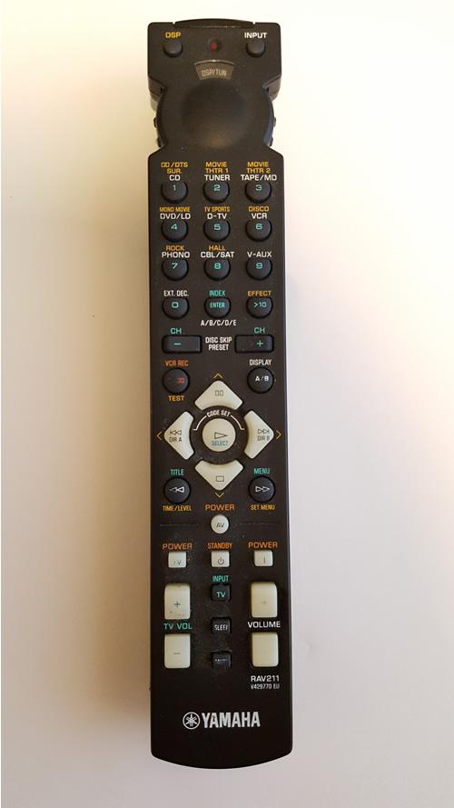Yamaha RAV174.   Part number V3836400
