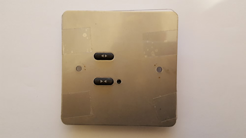 SILENT GLISS  0450 Single Channel Wall Switch