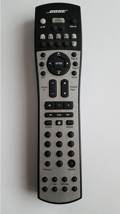 Bose Lifestyle V30 RCV1T-40