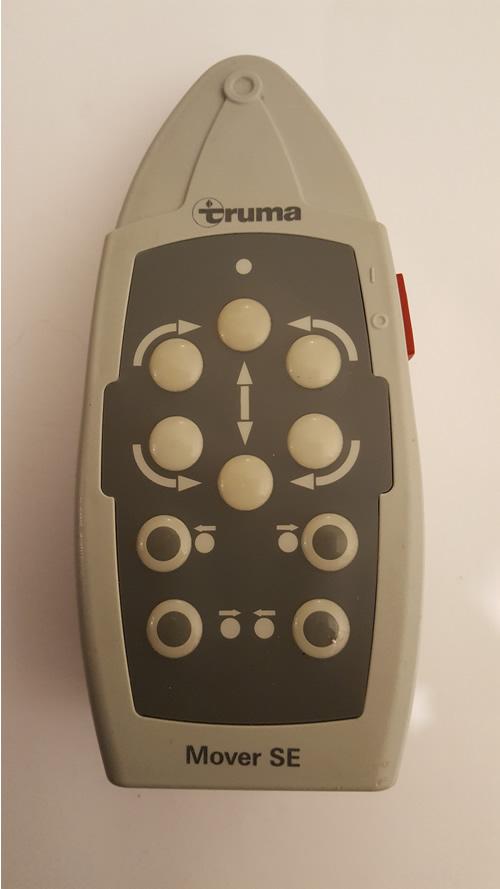 truma mover se remote control repair. Black Bedroom Furniture Sets. Home Design Ideas