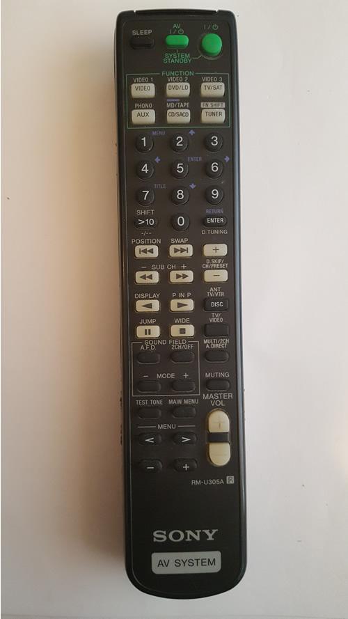 Sony Rm u305a