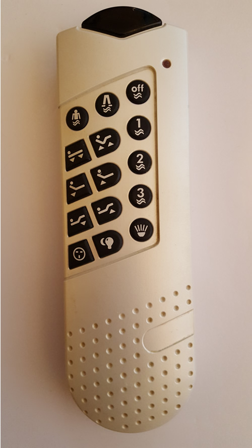 vibradorm remote repair