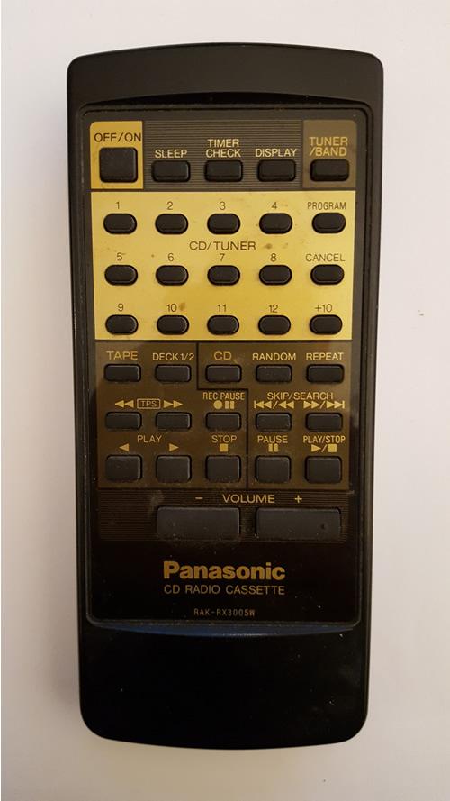 Panasonic RAK-RX3005W