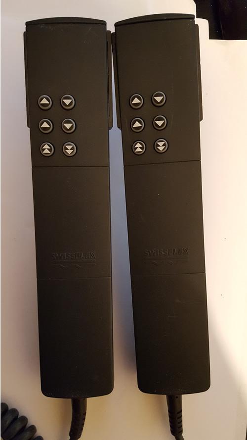 Swissflex sf575r - two pieces