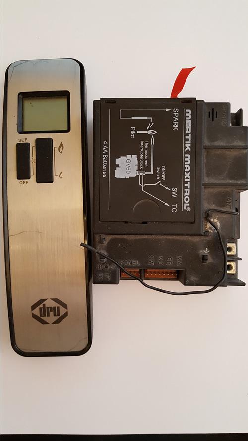 Mertik Maxitrol G6R-R4AUT