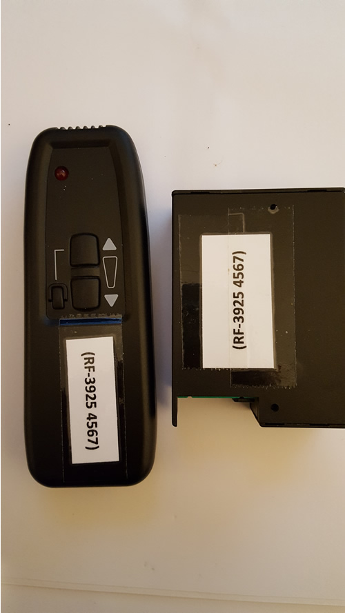 Mertik Maxitrol (Remote and Transmitter) (2 Items) G30 ZRHSO and G30 ZRRS