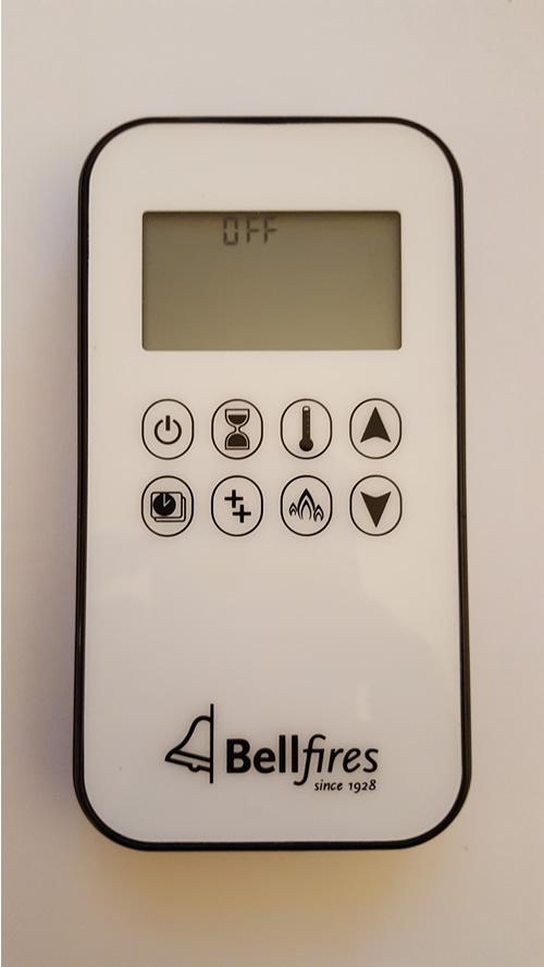 Bellfire Mertik maxitrol B6R-H8TL3W