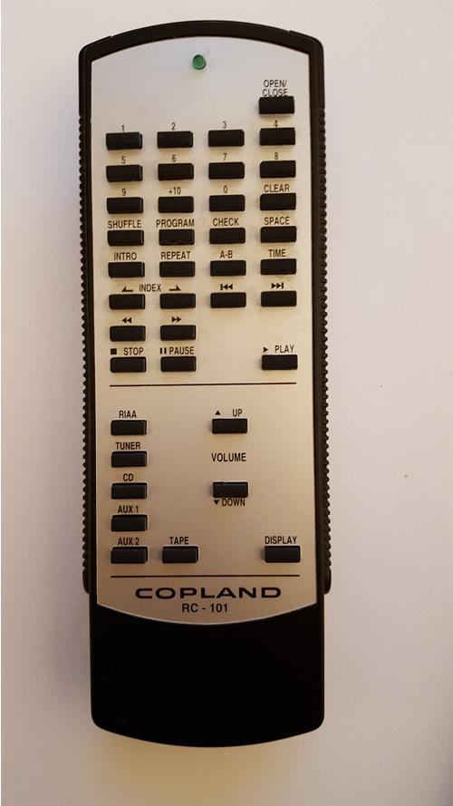 Copland CDA 266