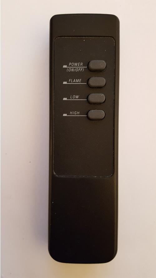 Fireplace RCS-01C