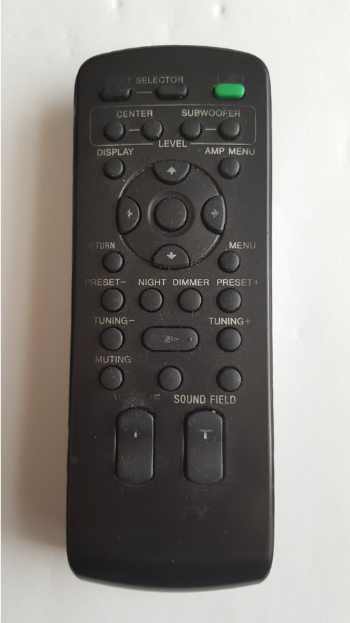 Sony RHT-G900