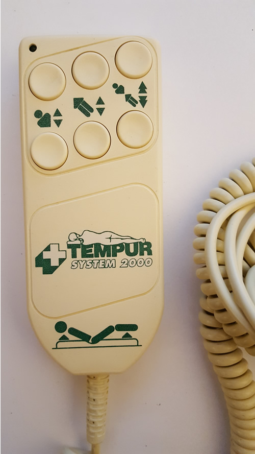 Tempur System 2000