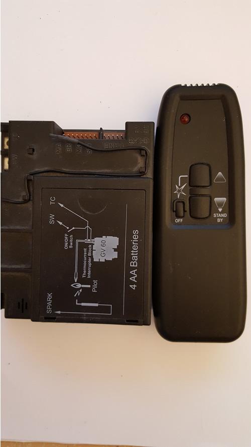 Mertik Maxitrol C6R-R4A