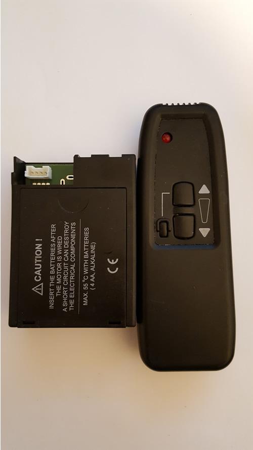 Mertik Maxitrol G30-ZRHSO (Sender)