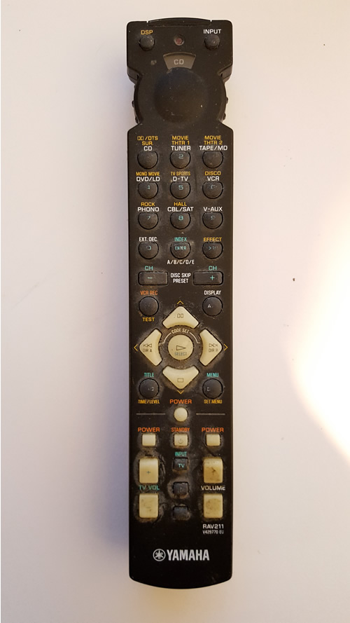 Yamaha RAV211 (V429770 EU)