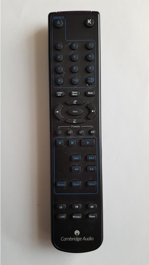 cambridge audio remote repair