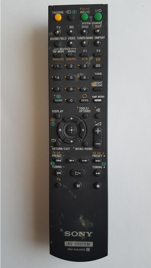 Sony RM-AAU035