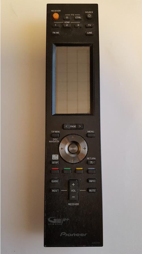 Pioneer LX01