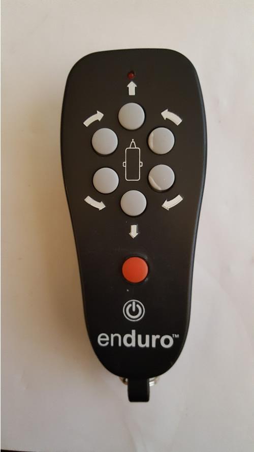Enduro Caravan motor mover EM1032