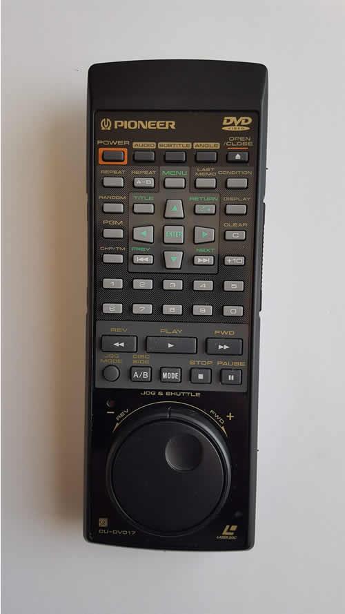 Pioneer CU-DV017