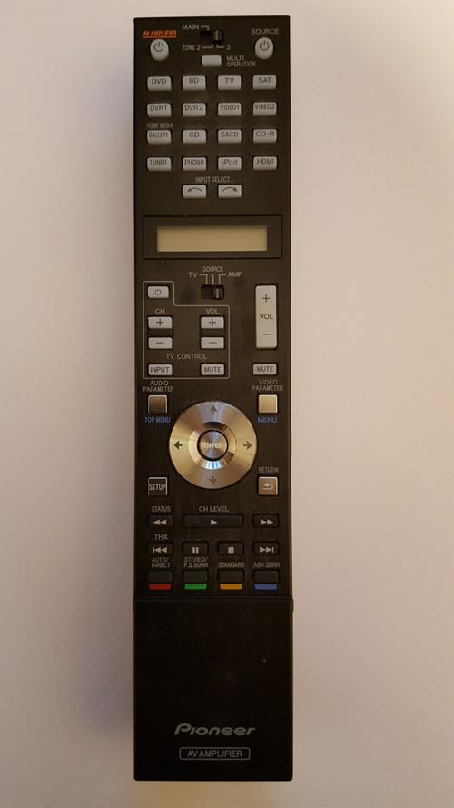 Pioneer AXD7467
