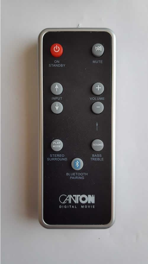 canton remote repair