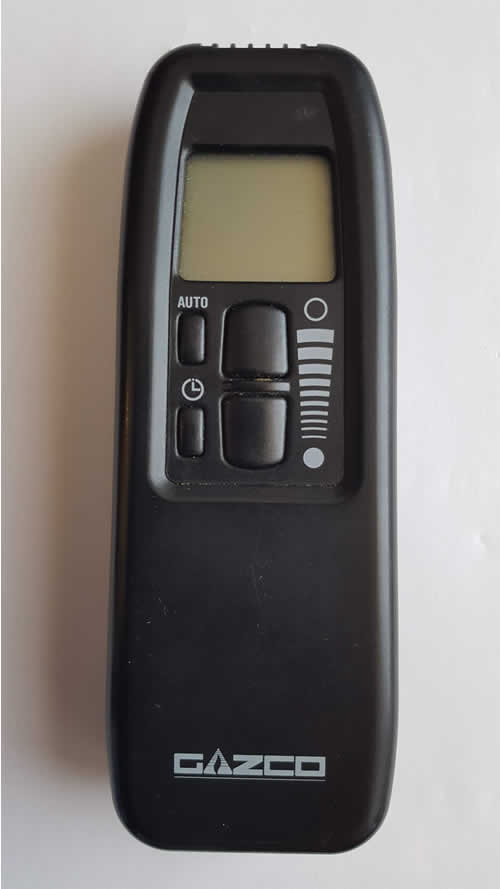 gazco remote repair