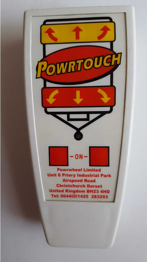 Powrtouch PWRT/3/62211
