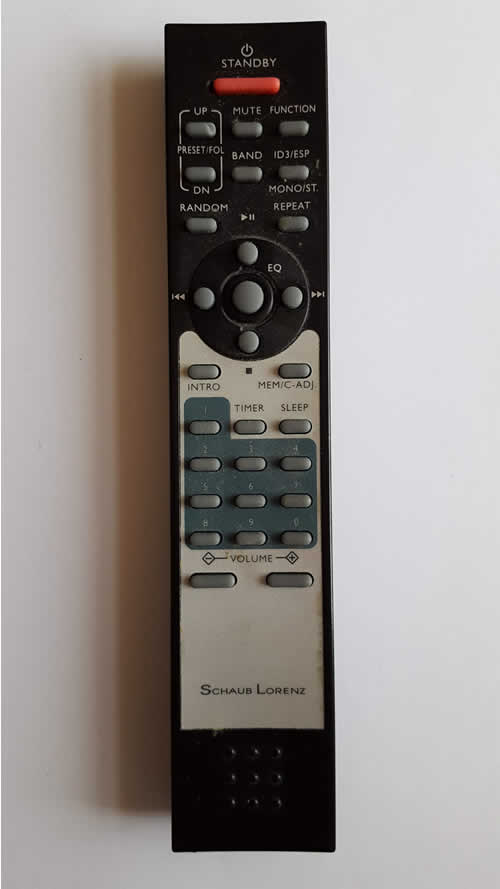 Schaub-Lorenz MC-2250