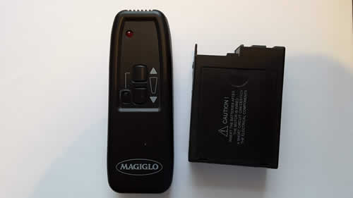 Magiglo Maxitrol G30-ZRHSO and G30 ZRRS
