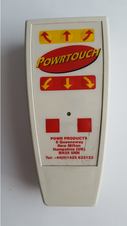 Powrtouch To0 509. 247