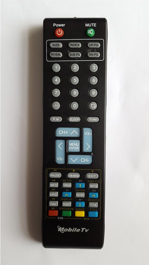 mobile tv remote repair