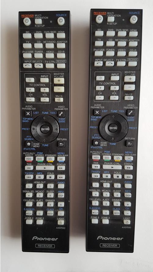 Pioneer Receiver AXD7592
