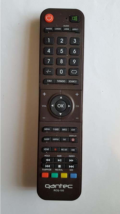 Qantec RCQ-100 - QT5505LEDBC