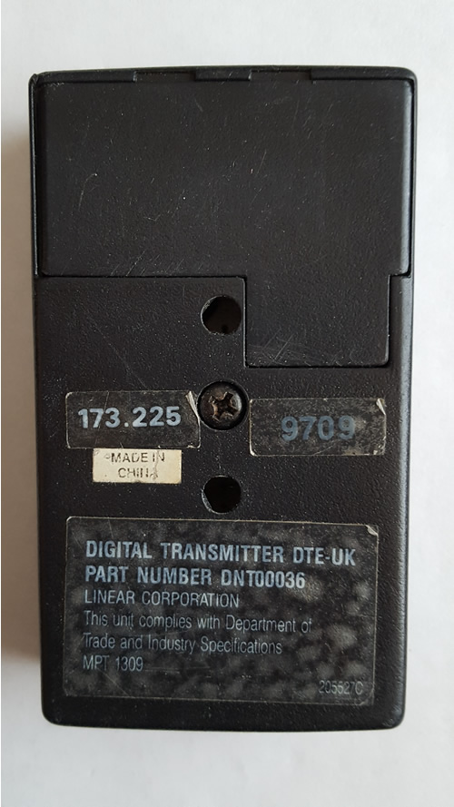 Linear DTE-UK ONT00036
