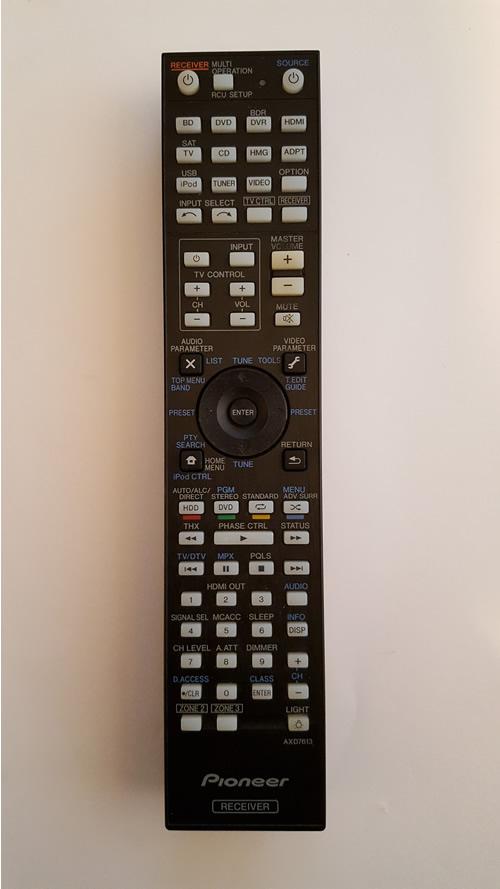 Pioneer AXD7613