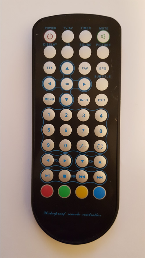 tv remote repair
