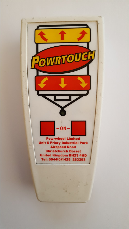 Powrtouch Early model Classic 1