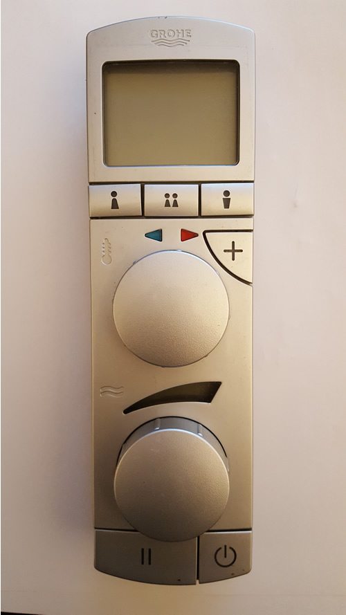 grohe remote repair