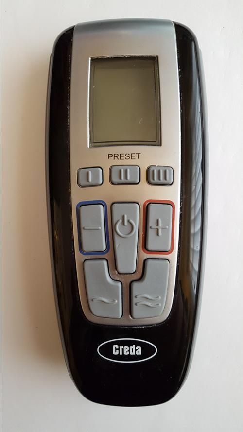 creda remote repair