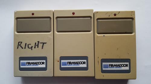 Firmadoor GDO-4
